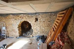 Construire Une Cave Voutée En Pierre : r novation d 39 une cave vo t e en pierre 4 messages ~ Zukunftsfamilie.com Idées de Décoration