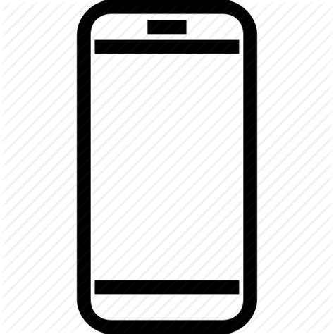 mobile phone icon vector png white mobile icon vector png clipart best