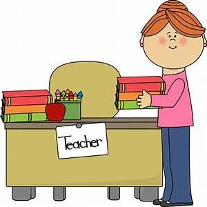 Teacher Clip Art - Teacher Images