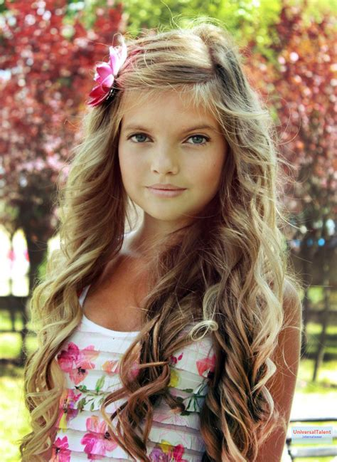 Alina Solopova Of Ukraine Is A Rising Teen Star Managed By