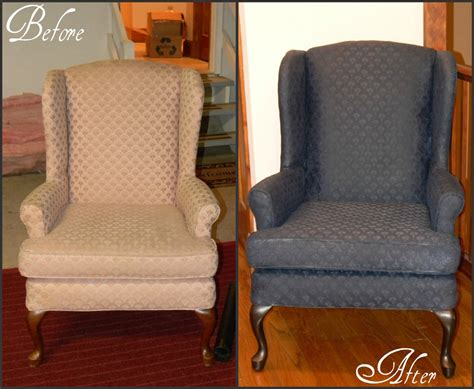 upholstery fabric paint paint a chair