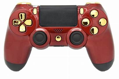 Ps4 Controller Glossy Side