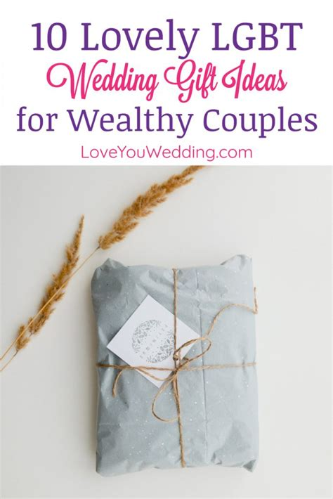 10 Wedding Gift Ideas for a Wealthy Couple That Has it All