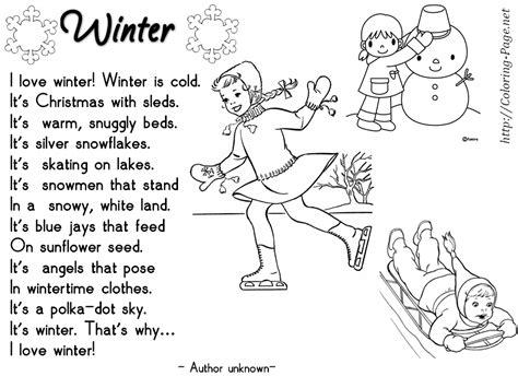 enjoy teaching winter poems part 1 712 | Slide2