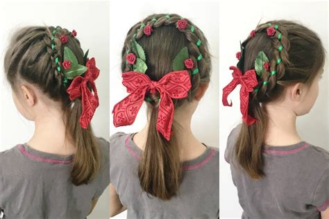 Hairstyle For Hair by Wreath Braid Hairstyle 12 Braids Of