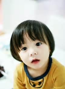 Adorable Asian Baby