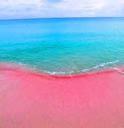 Barbuda Pink Sand Beaches