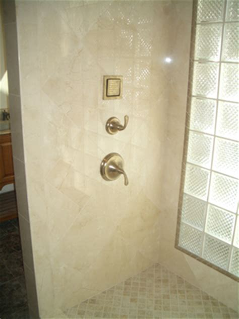 installing cement backerboard for tile in a shower