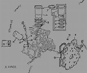 Cylinder Block  01a12  - Tractor John Deere 1120