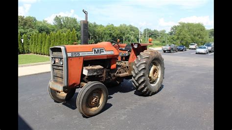 1976 Massey Ferguson 255 Online at Tays Realty & Auction ...