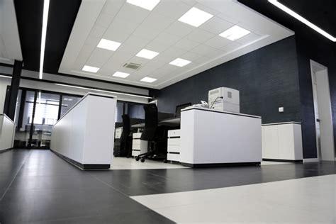 le de bureau a led réalisation de bureaux en led enw