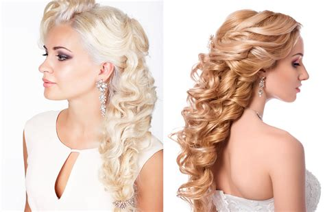Wedding Hairstyles : Very Stylish Wedding Hairstyles For Long Hair 2018-2019