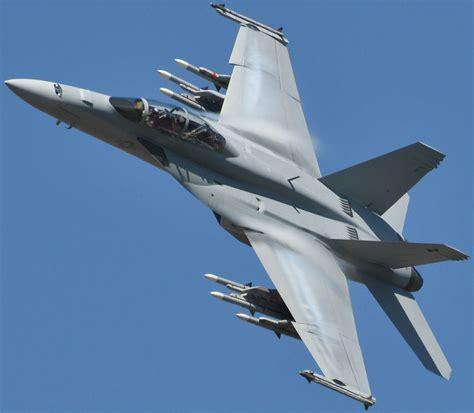 Canada Explores Interim Super Hornet Purchase