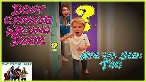 Don't Choose The Wrong Door Tag AT NiGHT Hide and Seek ...