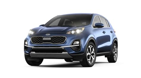 color options    kia sportage