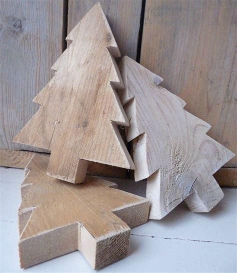 decoration noel fabriquer bois visuel 3