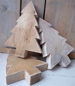 Décoration De Noel à Fabriquer En Bois : decoration noel fabriquer bois visuel 3 ~ Voncanada.com Idées de Décoration