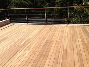 terrasse en teck de birmanie parquet marseille aubagne With parquet terrasse exterieur teck