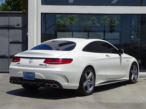 Research, compare and save listings, or contact sellers directly from 1 2019 amg c 63 models nationwide. 2016 Mercedes-Benz S63 AMG Coupe *** Orig MSRP of $191,000 *** Stock # 6086 for sale near ...