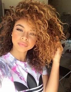Light brown curly hair | Hair Goals! | Pinterest | Light ...