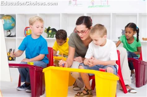 how much do preschool teachers make education choices 289 | iStock 000014223296XSmall
