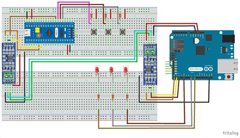 Serial Communication Between Stmfc Arduino Uno