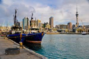 Wellington Harbour Boat Fishing Spots by Pride Of Auckland Marine Directory New Zealand