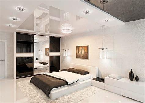 desain interior kamar tidur utama  elegan  modern