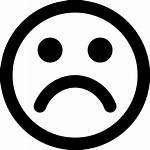 Sad Icon Emoticon Icons Svg Onlinewebfonts