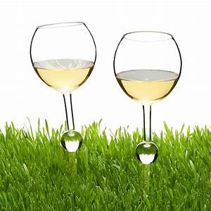 Staked, Outdoor, Wine, Glasses