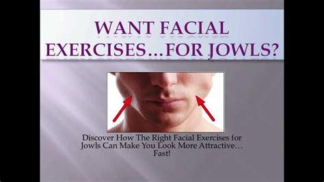 facial exercises  jowls youtube
