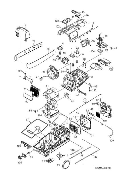 Wiring Diagram For Bissell Vacuum Cleaner by Parts Of A Vacuum Cleaner Diagram Downloaddescargar