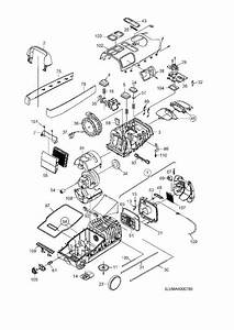 Electrolux Lux1r  90719141200  Vacuum Cleaner L Vacuum Cleaner A Spare Parts Diagram