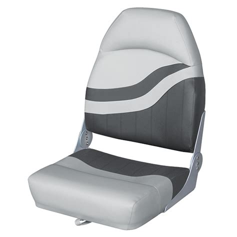 Wise Boat Seats Catalog by Wise Seating High Back Fishing Boat Seat West Marine