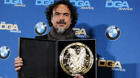 Alejandro G. Inarritu Upsets, 'birdman' Looks