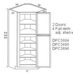 1000 images about corner pantry cabinets on pinterest