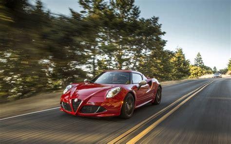 Alfa Romeo 4c Us by 2015 Alfa Romeo 4c Coupe Us Version Hd Pictures