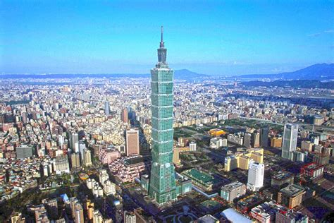 Taipei 101  Guide To Taipeicom