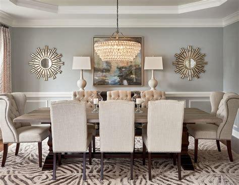 benjamin moore metropolitan dining room transitional with