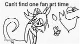 Callie sketch template
