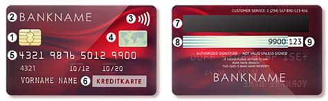 kreditkarte verstehen sie ihre kreditkarte stiftung