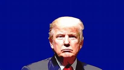 Trump Speak Spooks Shrinking Hero