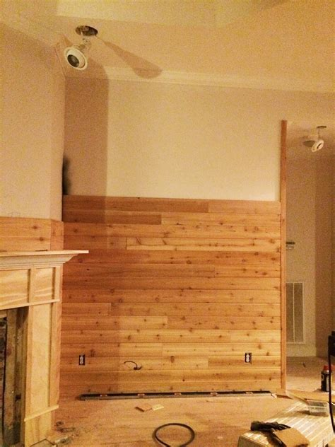 grass stains   shot   wood feature wall