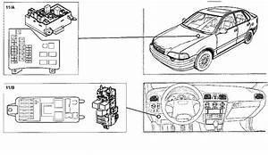 2004 Volvo V40 Fuse Diagram
