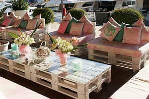 Möbel Aus Paletten : m bel aus paletten wir haben die passende palette ~ Markanthonyermac.com Haus und Dekorationen