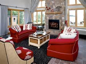 living room red sofa decorating ideas red couch
