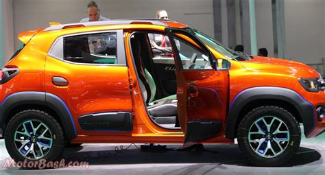renault kwid seating kwid climber racer concepts pics features auto expo 2016