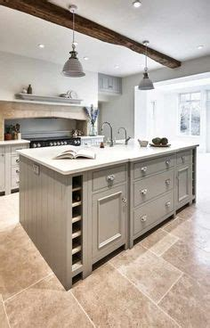 industrial kitchen cabinets taj grey brushed indian limestone from mandarin 1837
