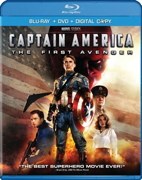 Captain America The First Avenger Dvd Release Date October 25, 2011