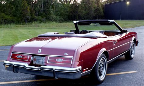 Classic Buick For Sale by 1985 Buick Riviera Convertible Tubocharged Classic